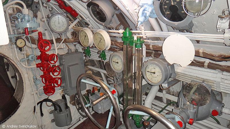Submarine Vladivostok Inside 2