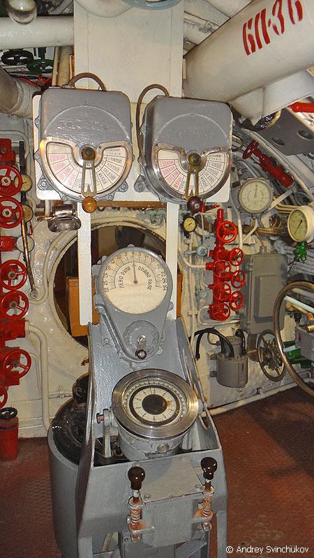 Submarine Vladivostok Inside 4