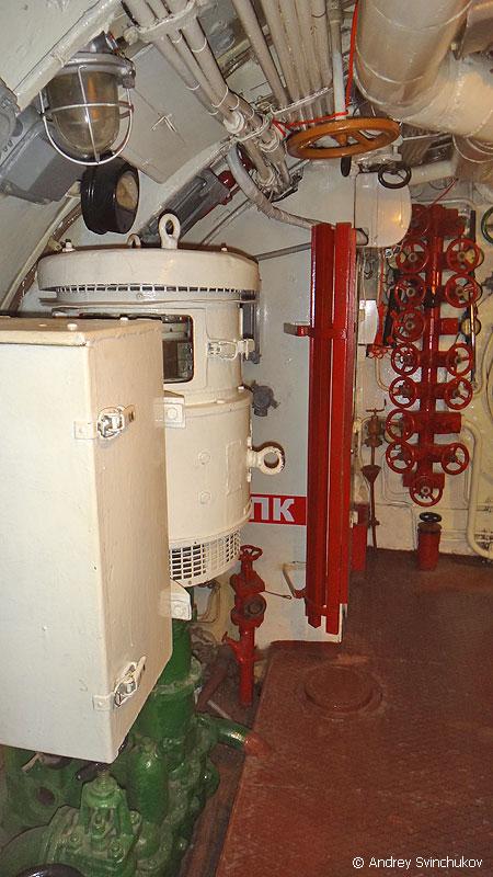 Submarine Vladivostok Inside 5