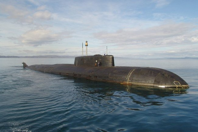 Russian submarines