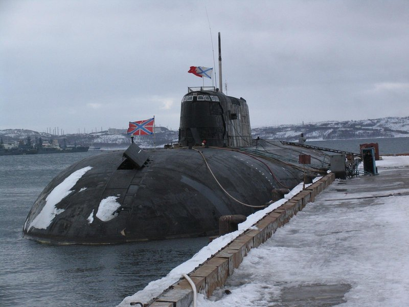 Russian submarines 2