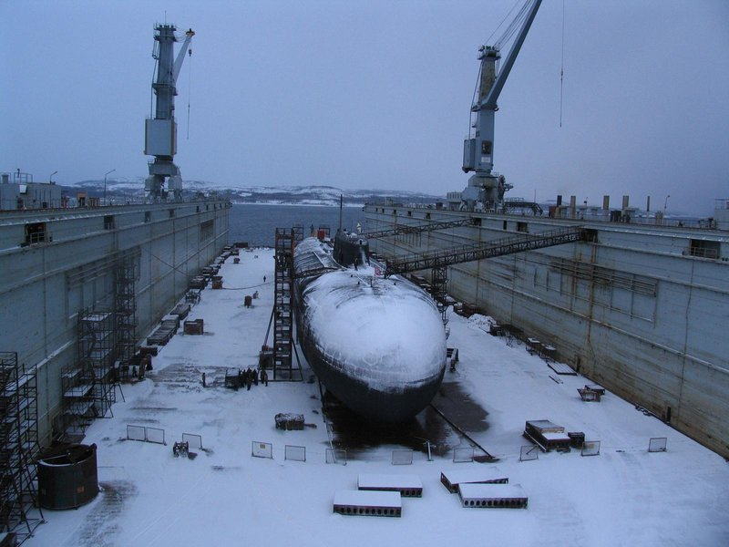 Russian submarines 3
