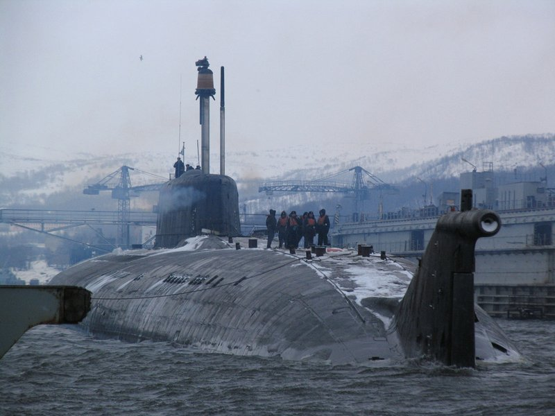 Russian submarines 4