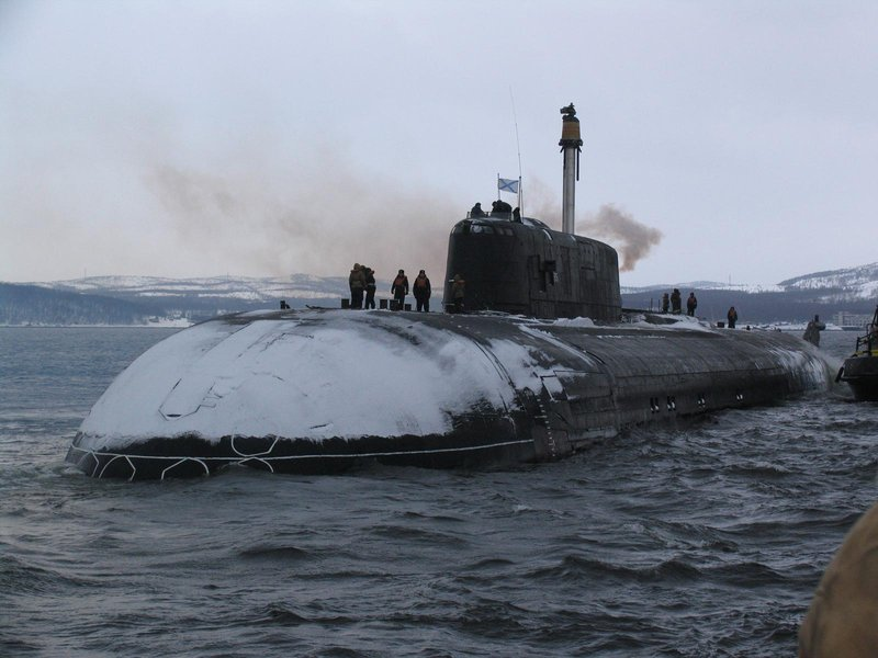 Russian submarines 5