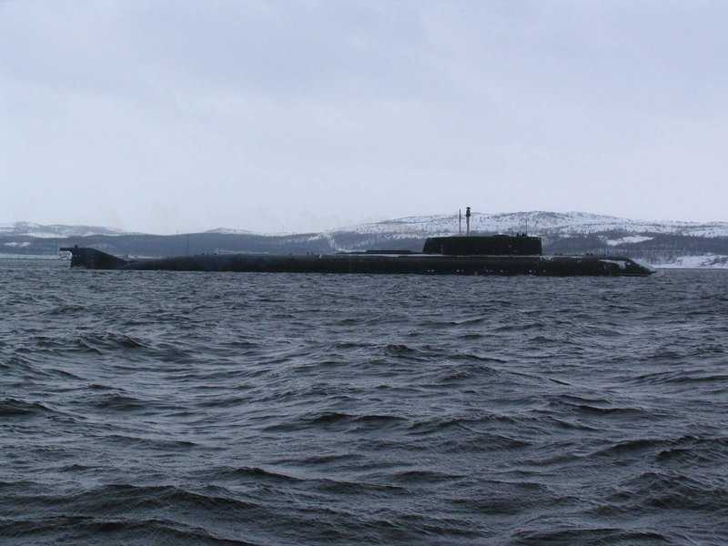 Russian submarines 6