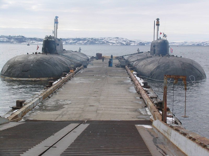 Russian submarines 7