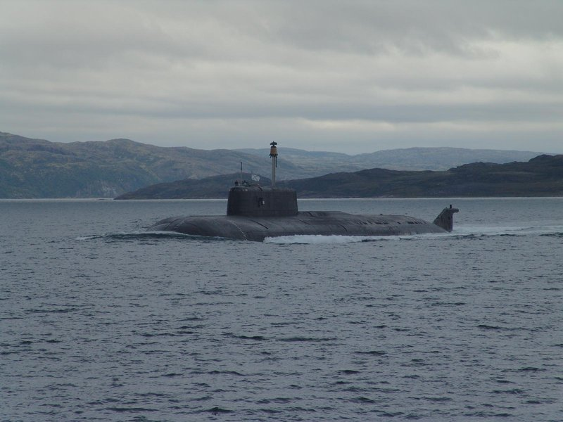 Russian submarines 11