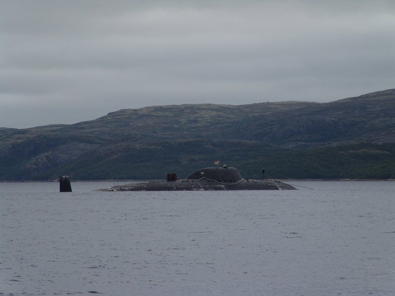 Russian submarines 14