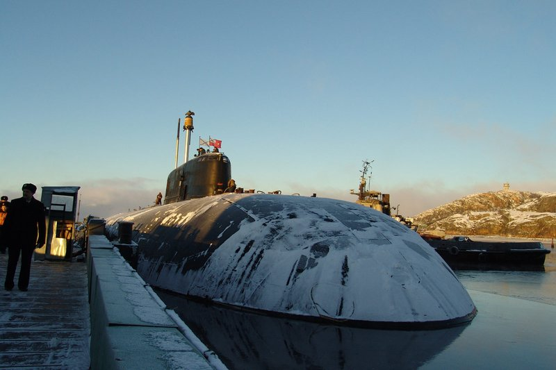 Russian submarines 18