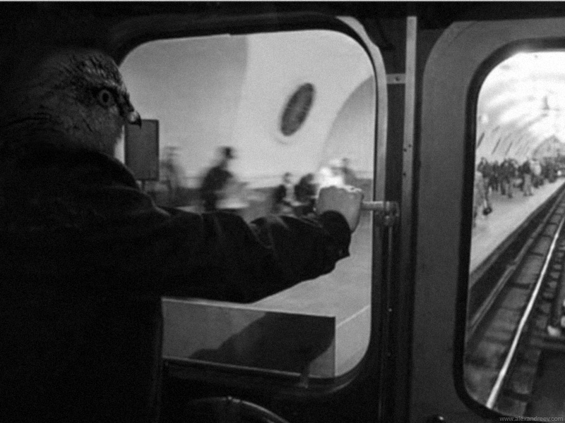Russian subway horror