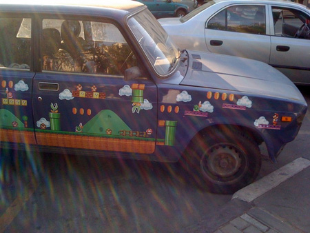 Russian car 3