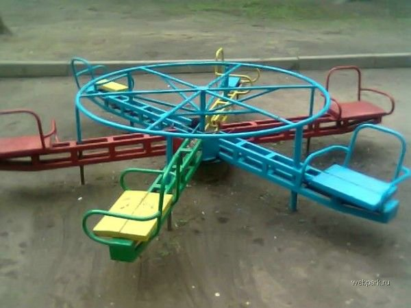 Russian merry-go-round 2