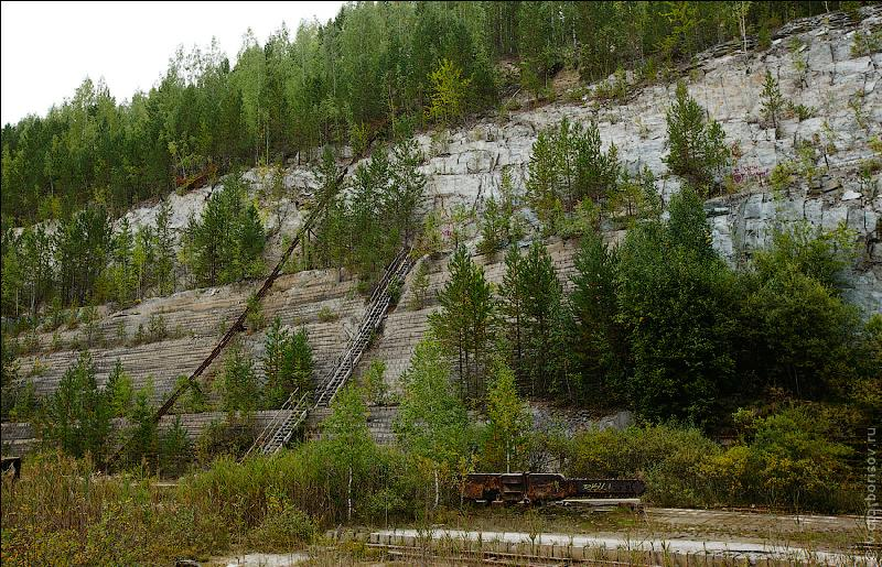 One Of The Biggest Talc-Magnesite Deposits In Russia