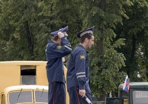 Russian police 1