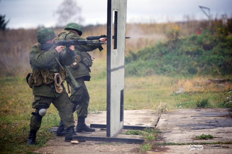 Tank Brigade Training 10