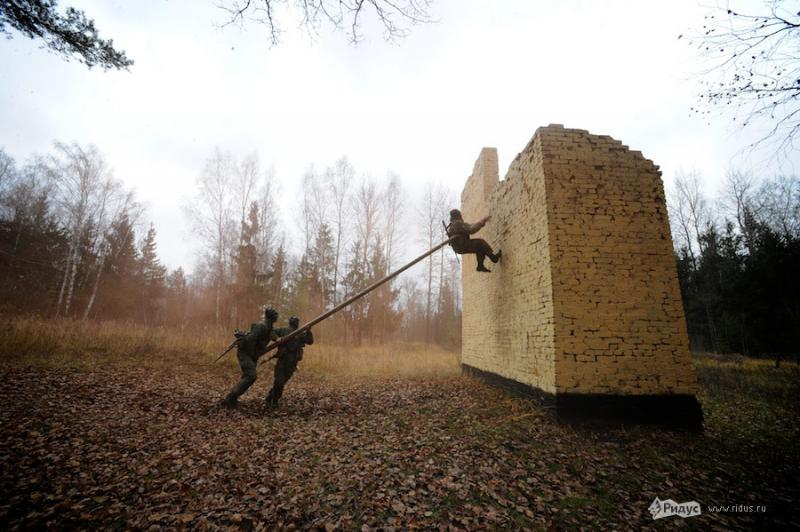 Tank Brigade Training 13
