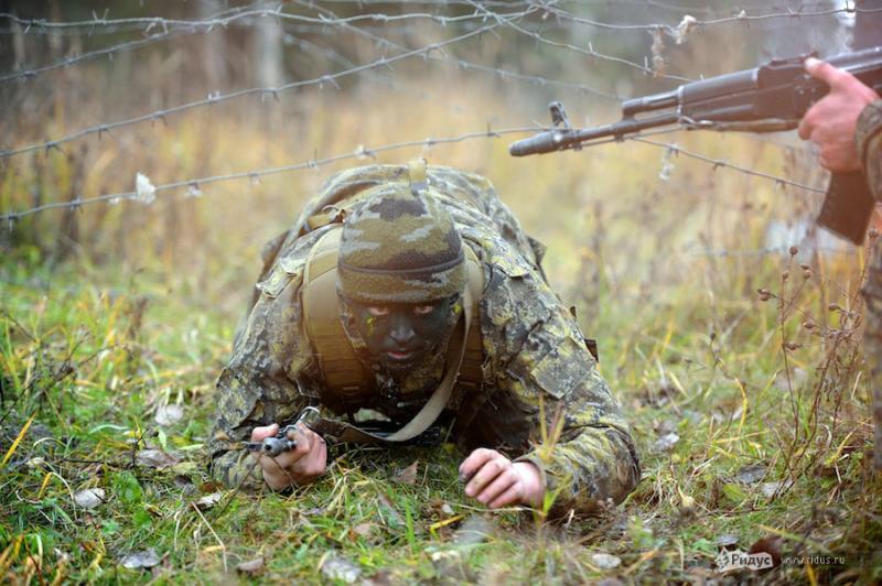 Tank Brigade Training 14