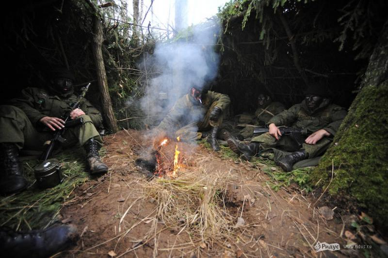 Tank Brigade Training 18