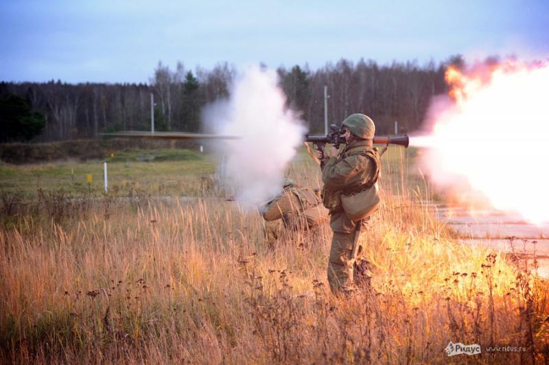 Tank Brigade Training 9