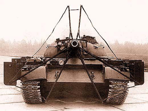 Tank Umbrella 9