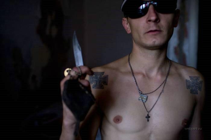 criminal tattoos in Russia 13