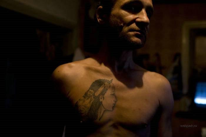 criminal tattoos in Russia 2