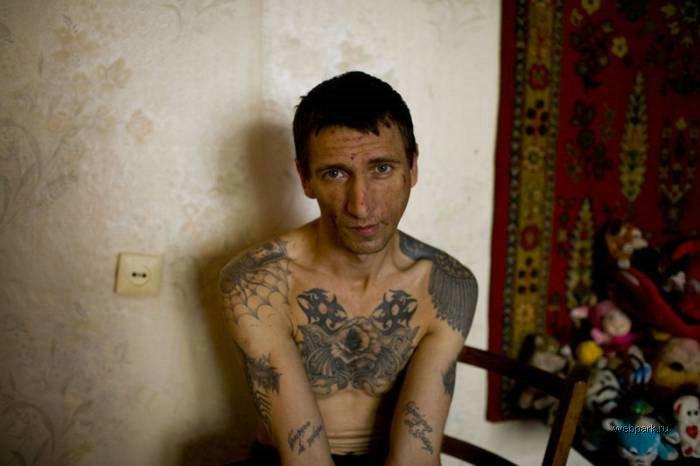 criminal tattoos in Russia 20