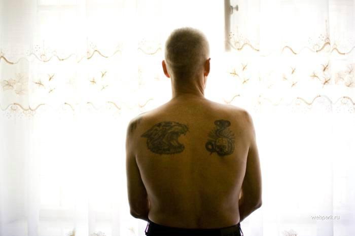 criminal tattoos in Russia 26