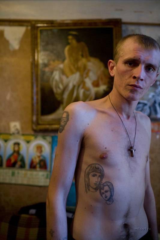 criminal tattoos in Russia 27