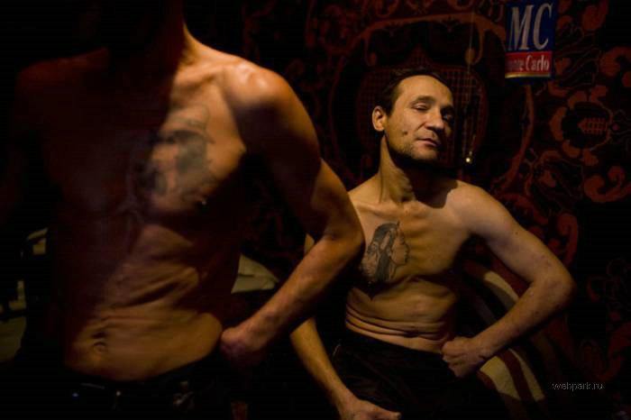 criminal tattoos in Russia 4