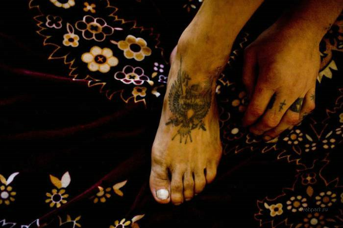 criminal tattoos in Russia 6