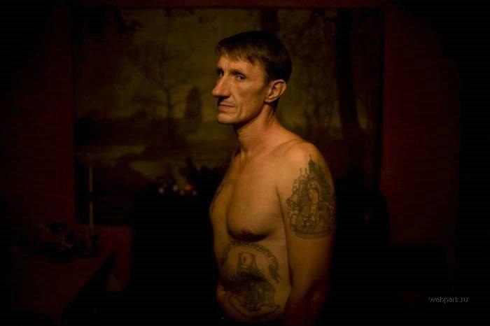 criminal tattoos in Russia 7