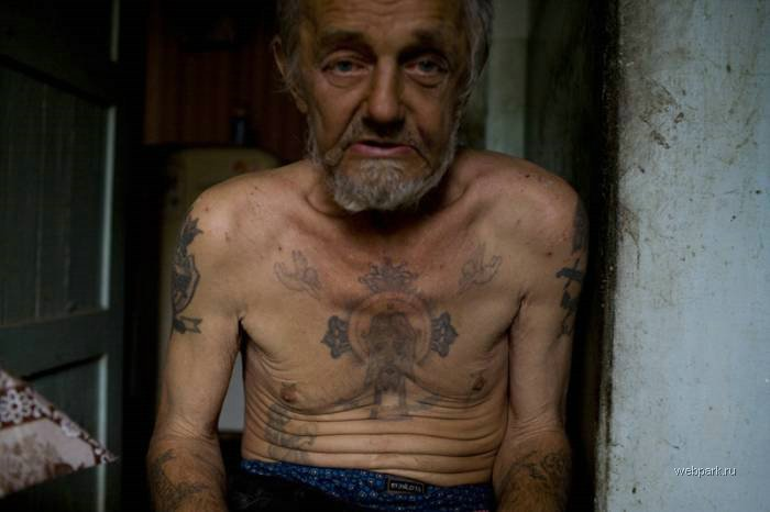 criminal tattoos in Russia 8