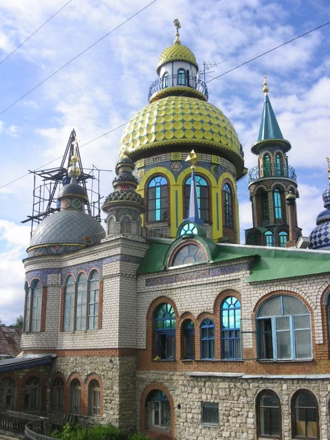 Russian Cathedral for All Religions 4