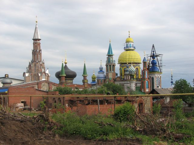 Russian Cathedral for All Religions 6