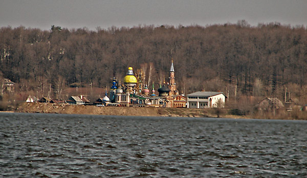 Russian Cathedral for All Religions 8