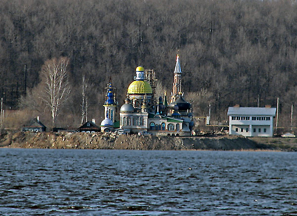 Russian Cathedral for All Religions 9