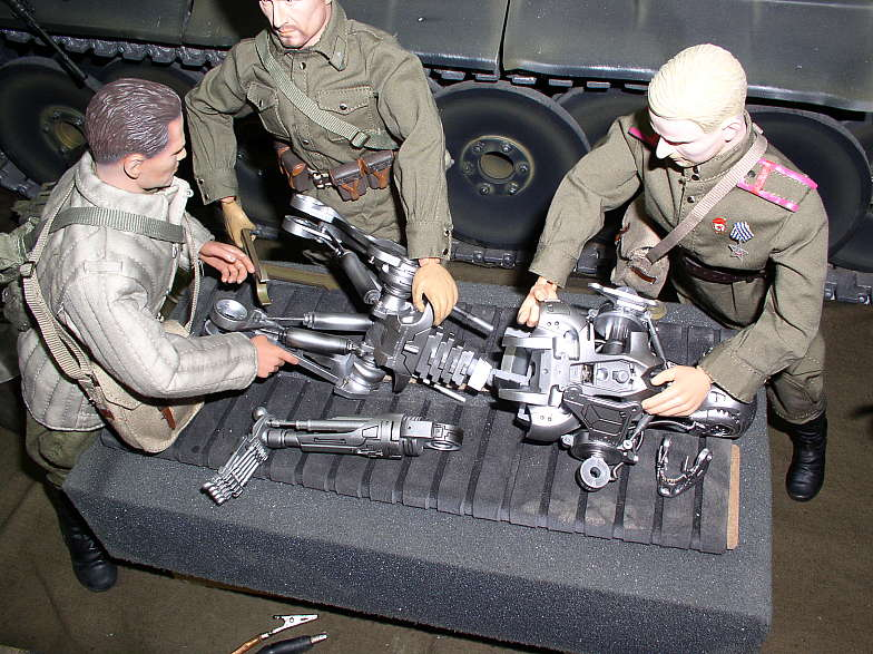 Russian Terminator 7