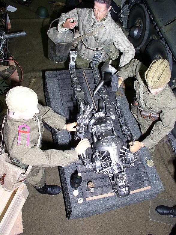 Russian Terminator 13