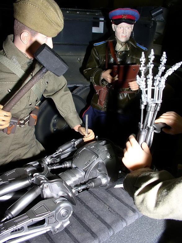 Russian Terminator 14