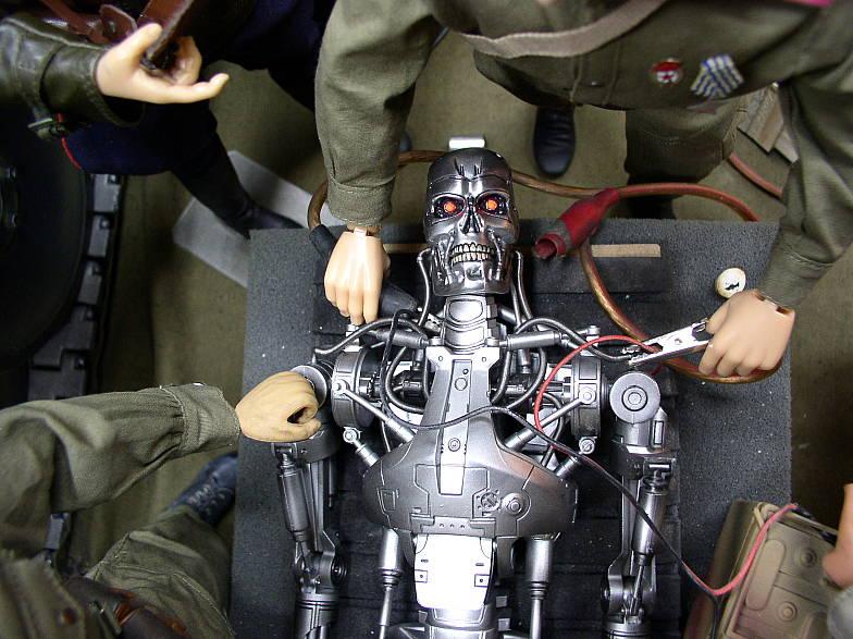 Russian Terminator 16