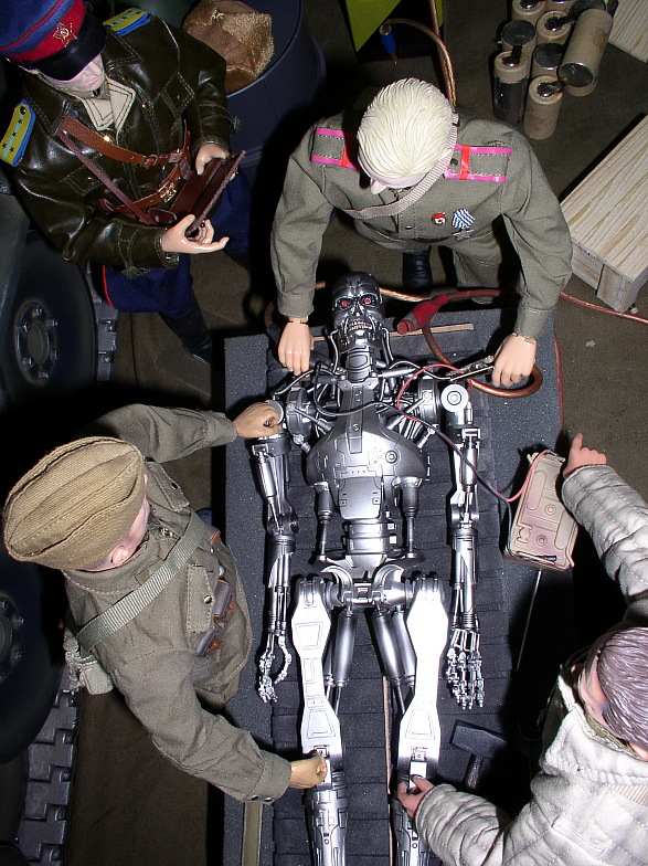 Russian Terminator 17