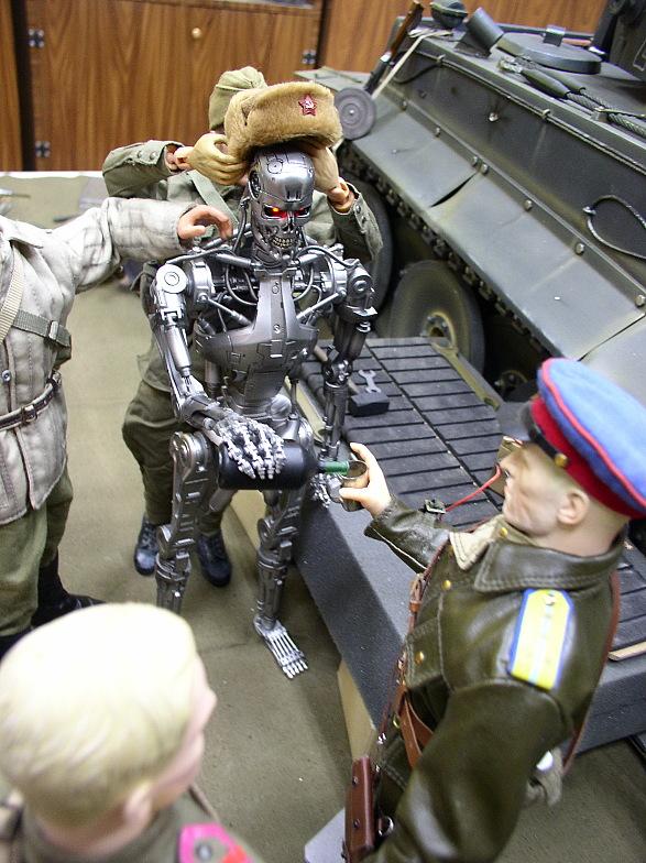 Russian Terminator 19