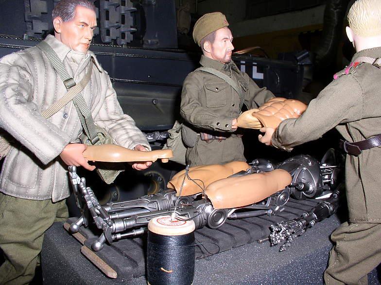 Russian Terminator 20