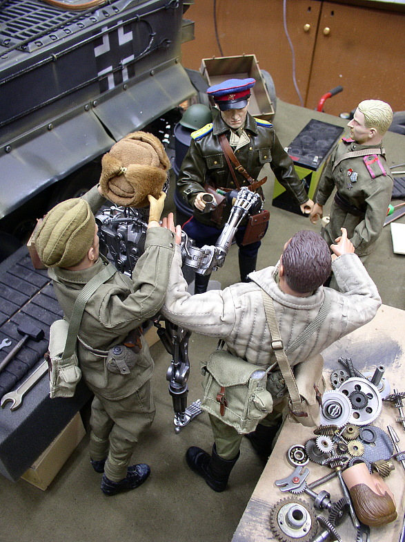 Russian Terminator 22