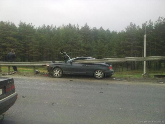 Terrible Accident near Minsk 1