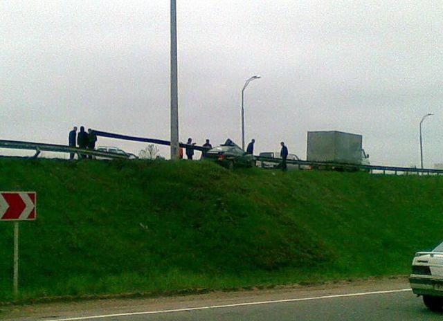 Terrible Accident near Minsk 2