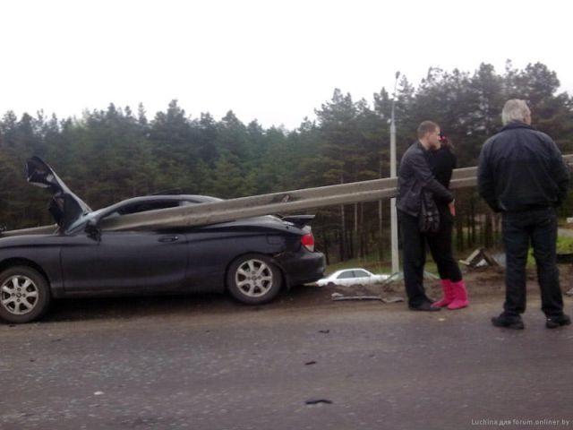 Terrible Accident near Minsk 4