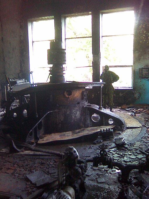 Terrors of Baksanskaya HPP