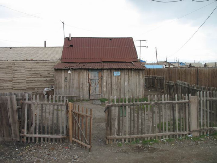 the driest inhabited place in Russian Federation 10